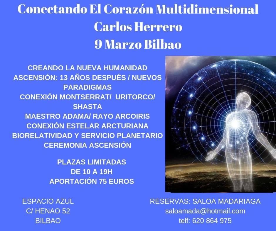 """Taller """"Conectando el Corazón Multidimensional"""""""