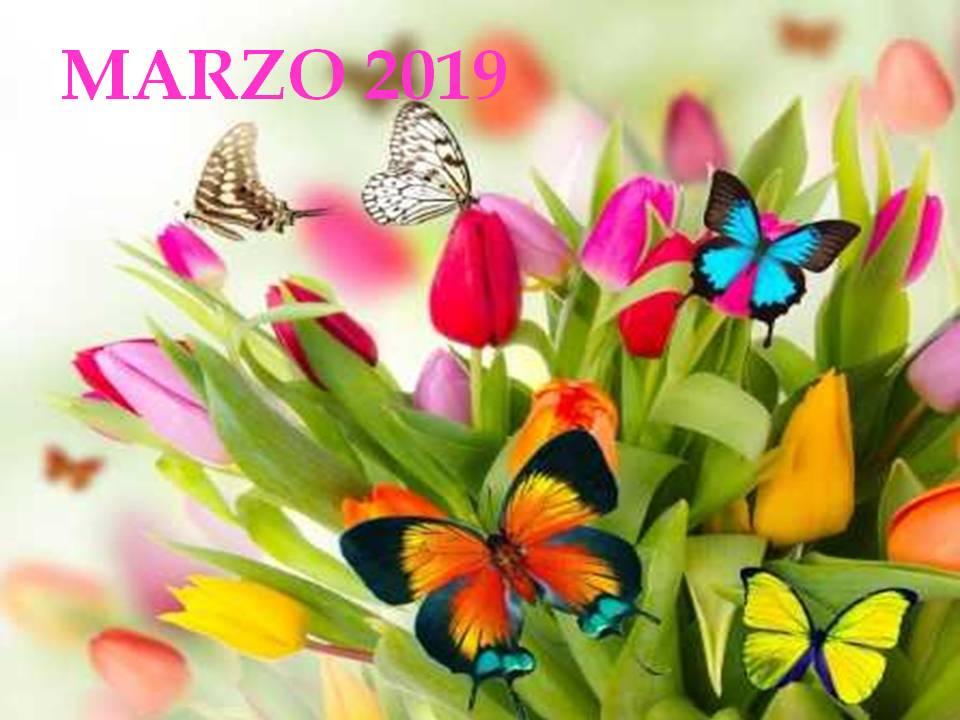 Agenda MARZO 2019