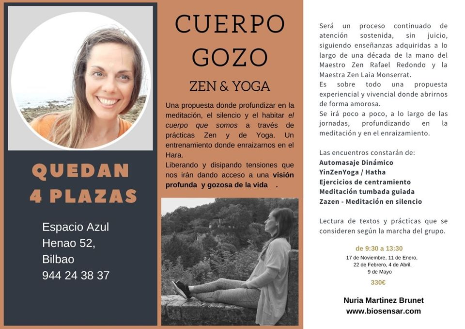 Cuerpo Gozo_Zen&Yoga