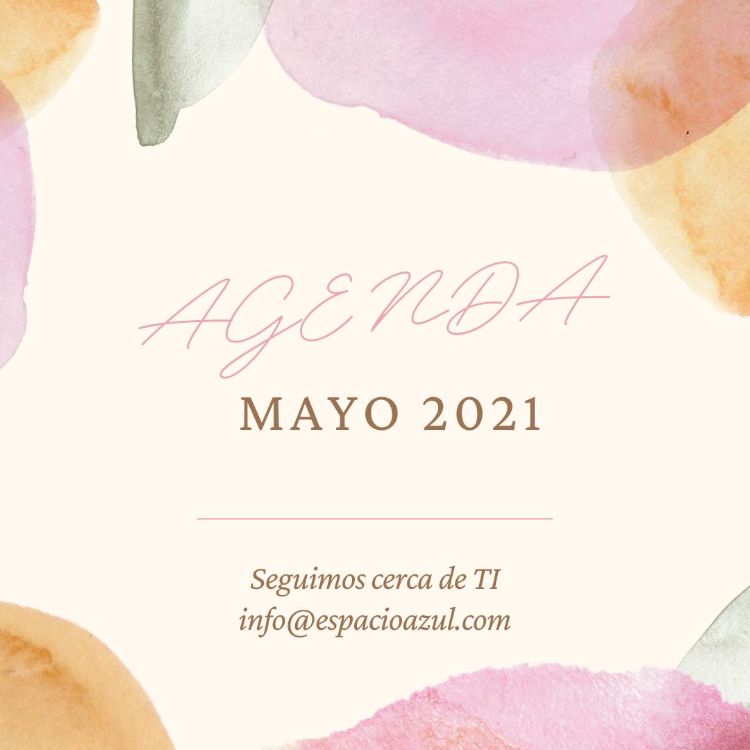 Agenda MAYO 2021